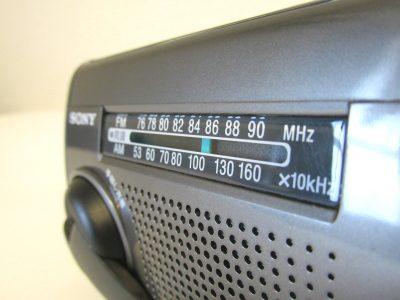 防災ラジオ-ラジオバンド