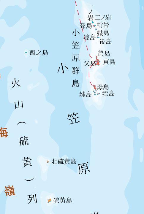 地震動予測地図 小笠原諸島