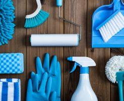 浸水家屋の消毒方法TOP写真