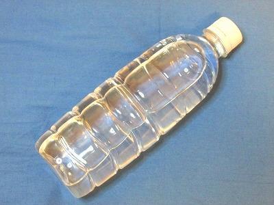 ペットボトル水1本