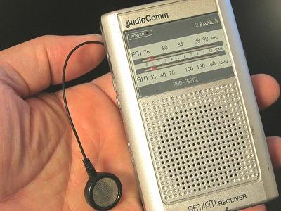 ミニラジオ