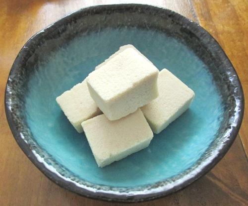 出来上がり高野豆腐