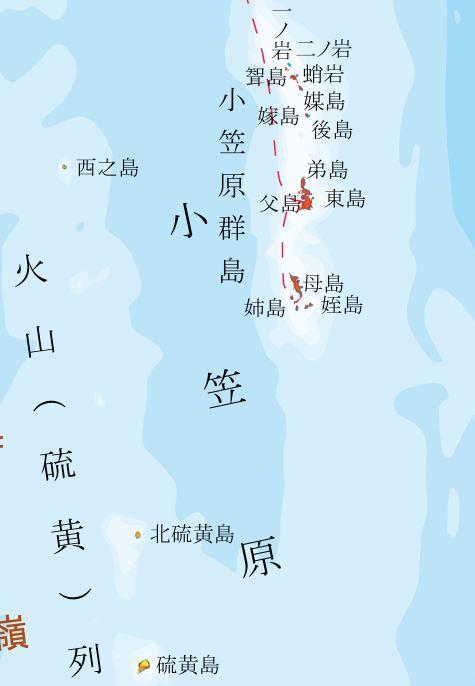 小笠原諸島2020